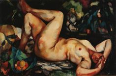 """""""The Happy Modernism Art Deco in Portugal , painting, drawing and sculpture - 1912 - Temporary exhibition at Museum of Chiado, Lisbon - The of August 2012 Meaningful Paintings, Post Impressionism, Art Database, 3 Arts, Sculpture, Make Art, Erotic Art, Portuguese, Portugal"""