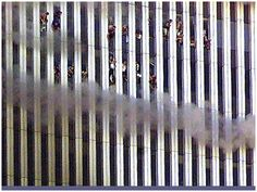 Images rarely, if ever, seen in the mainstream press - September 2001 - World Trade Center Attack - Twin Towers Collapse - WTC Jumpers - WTC 911 Video - Attack on the Pentagon - The beheading of Eugene Armstrong - The beheading of Nicholas Berg - The b We Will Never Forget, Lest We Forget, World Trade Center Jumpers, Trade Centre, September 11, American History, Pictures, Windows, Nocturne