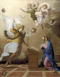 Annunciation 24 | by Waiting For The Word