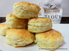 The Kitchenista Diaries: Perfect Buttermilk Biscuits