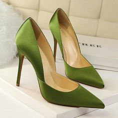 Buy Gonice high quality New European Cheap Brand Women s Fashion Pointed  Toe Sexy Simple Hollow outs high Heels Platform Shoes Woman nightclub Silk  cut outs ... 492784d38538