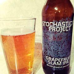 Stone Stochasticity Project: Grapefruit Slam IPA