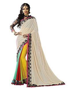Shoppingover Indian Traditional Saree with Blouse in Geor... https://www.amazon.com/dp/B01MU6MB0L/ref=cm_sw_r_pi_dp_x_U1kCyb3Z1CQJF
