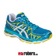 asics zapatillas deportivas running gel-kayano 20 gs