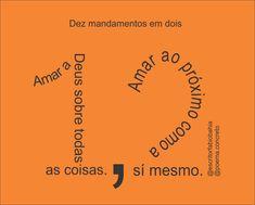 Poema Visual, Facebook Sign Up, 1, Free Verse, Ten Commandments, Word Of God, School, Stuff Stuff, Verses