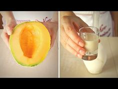 CREMA DI MELONE Ricetta Liquore Fatto in Casa - Homemade Melon Liqueur Recipe - YouTube