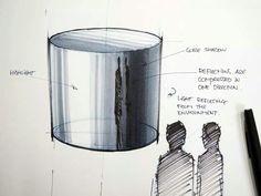 #light #shadow #design #sketch
