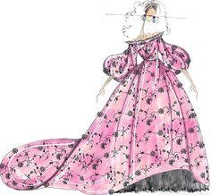 J.Larkowsky Illustration, Oscar De La Renta