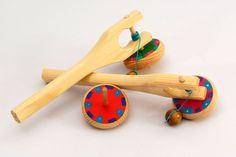 Tinocchio spinning tops