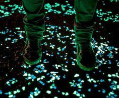 Glow in the Dark Pebble