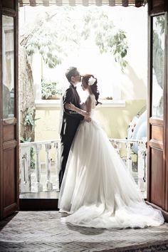 Korea Pre-Wedding Photoshoot - WeddingRitz.com » Korea wedding photographer - George Tan & Isabella's wedding photos.