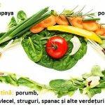 Hrana Ochiului - Alimente Care Îmbunătățesc Vederea   La Taifas