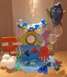Nemo and Doris Birthday Party Ideas | Photo 1 of 22