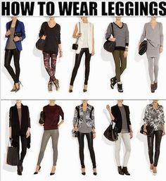 How to wear and style leggings. Amazon 51% off discount code, end Jan 31. Warm Fleece lined leggings on Amazon. Many colors. Pay about $6 each. Discount code YKHWEOEX. Email us directly if you have questions: wecare@stylishandfitbody . Create a similar look w/ our leggings.