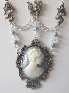 Victorian Cameo Pendant Necklace http://findanswerhere.com/jewerly