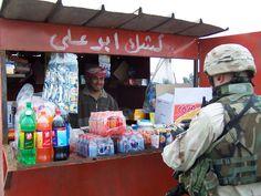 Iraqi minimart