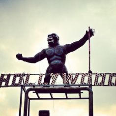The Big #Kong in #hollywood park. #Tampico, #México