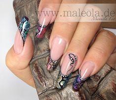 MaLEOla Gallery: NailArt www.maleola.de