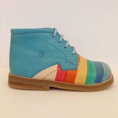 b9f636a8198 Nathalie Verlinden Mingus rainbow - Aap.Noot.Mies Kinderschoenen Gent    Leuke & Hippe Kinderschoenen