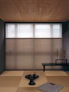 オーダーカーテンのおしゃれな専門店のカーテンココ | 和室 和室05 和室06 ... Washitsu, Zen Interiors, Japanese Interior, Japanese House, Roller Blinds, Window Treatments, Living Spaces, Loft, Windows