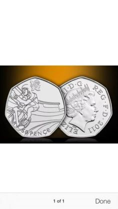 English Coins, 50p Coin, Decimal, Coin Collecting, Olympics, Cycling, Personalized Items, Link, Ebay