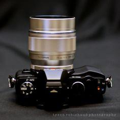 Olympus OMD EM5 and M. Zuiko 75mm f/1.8 lens