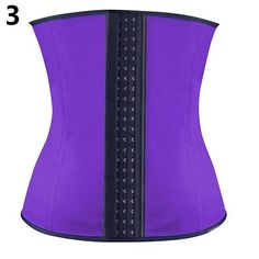 a6354c0c88009 Fast Shipping Waist Trainer Tummy Control Corset Body Shaper Fat Burning  Weight Loss Slim Belt