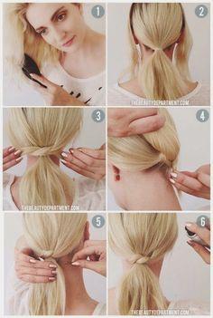 14 Ötperces frizura ötlet a gyors reggeli készülődésekre ~ Készítsd Otthon