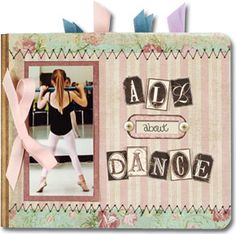 dance scrapbook ideas