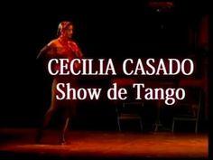 CECILIA CASADO Show de Tango Contrataciones: www.p4producciones.com.ar