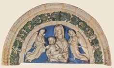 54602-madonna-with-child-and-angels-robbia-luca-della.jpg (998×599)