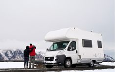 Let #Lazydays address every item on our #winterization checklist before storing your #RV for #winter. #rving