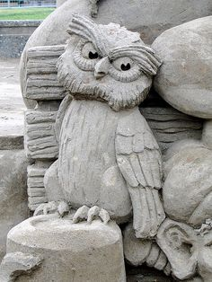 Harrison Sand Sculpture Championships | Flickr - Photo Sharing!