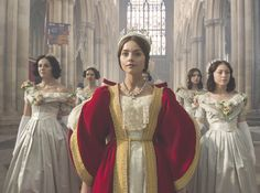 """The first full trailer for period drama """"Victoria"""" has arrived and it is beautiful."""