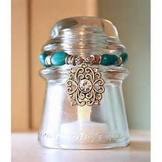 glass insulators craft ideas - Bing Images