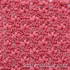 Celebrate Spring with this delicate Cherry Blossoms crochet stitch! The beautiful crochet stitch inspired by cherry blossoms is a very refined crochet stitch. There are so many beautiful projects one can make using this crochet stitch. Basically anything you wear during the cherry blossoms season can be done using this pattern. ============================...