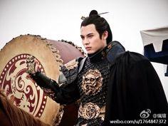 Princess of LanLing King 《兰陵王妃》 - Andy Chen Yi, Zhang Hanyun, Peng Guanying