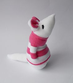 sock mouse | Flickr - Photo Sharing!