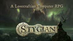 Stygian - A Lovecraftian Computer RPG