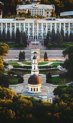 Chisinau, Moldova--a landlocked country in Eastern Europe European Countries, Countries Of The World, Republica Moldova, Thinking Day, Macedonia, Eastern Europe, Capital City, Places To Go, Beautiful Places