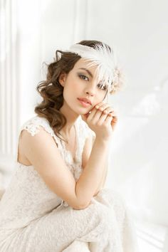 Bridal Chicago 20-30th hairstyle :: one1lady.com :: #hair #hairs #hairstyle #hairstyles
