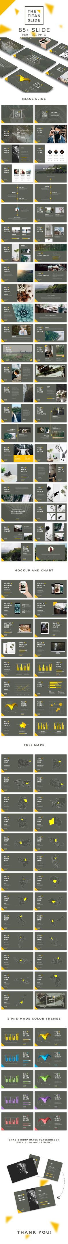 The Titan Slide - Powerpoint Template. Download here: http://graphicriver.net/item/the-titan-slide-powerpoint-template/16393844?ref=ksioks