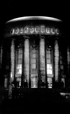 Berlin   Architektur. Volksbühne