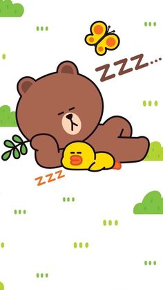 Cony Brown, Brown Bear, Lines Wallpaper, Wallpaper Backgrounds, Kawaii, Sally Brown, Crayon Shin Chan, Cartoon Profile Pics, Brown Line