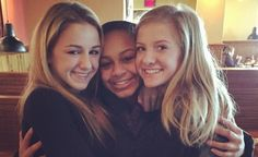 'Dance Moms' Girls Reunited: Chloe Lukasiak, Nia Frazier And Paige Hyland Together Again