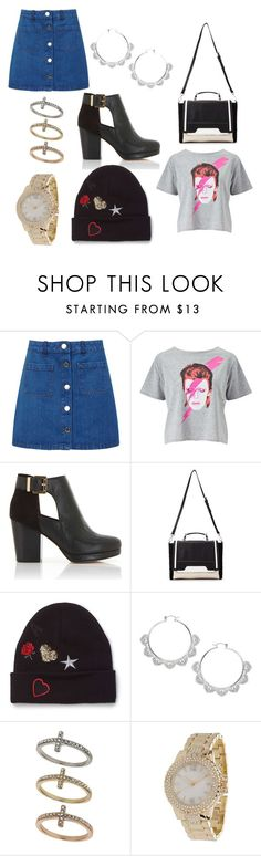 """""""Sem título #1010"""" by leticiahubner ❤ liked on Polyvore featuring Miss Selfridge"""
