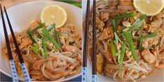 """Hoy les traigo una receta que había prometido que publicaría cuando me quedara """"perfecta"""", perfecta en el sentido que cumpliera con el sabor auténtico del plato que probé tantas veces estando en Tailandia: el famoso Pad Thai. El Pad Thai es un plato típico de la comida tailandesa famoso por su sabor medio agridulce y por estar presente desde los pue ..."""
