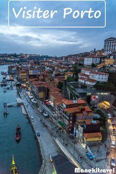 Que faire à Porto ? #porto #portugal #voyage #citytrip #europe