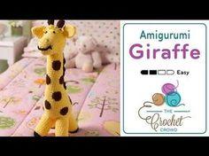 Crochet Giraffe The Cutest Ideas Ever   The WHOot