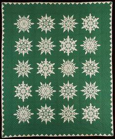 1963 kit quilt from International Quilt Study Center